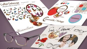 Debauge-opticiens-logo-graphic-swing