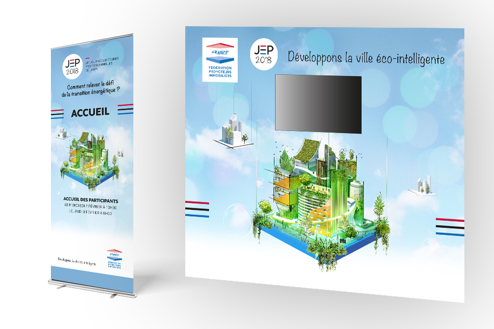 FPI France - direction artistique - 3D - Gaphic-Swing-Ville-eco-intelligente-stand