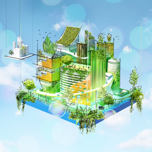 FPI France - Smart City - Graphic Swing