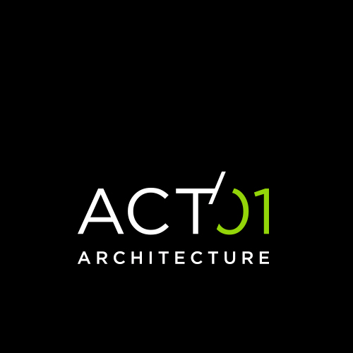 Act'01 Architecture - Création logo Graphic Swing