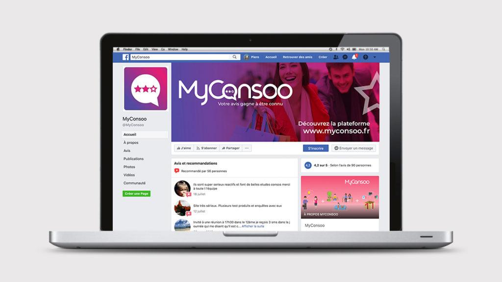 Enov MyConsoo – Cover facebook – Graphic swing
