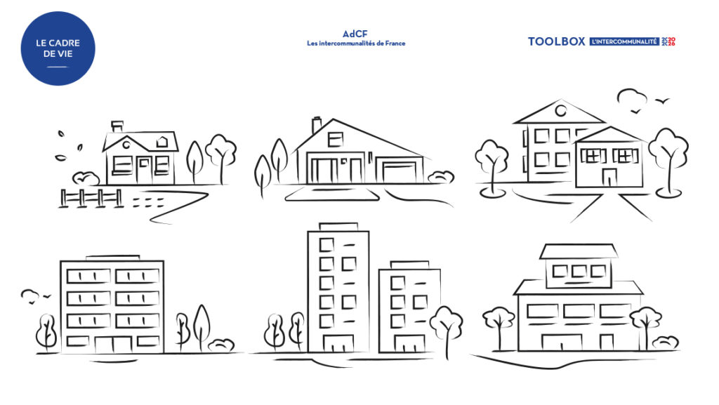 AdCF, les intercommunalités de France. Graphic Swing. Toolbox2